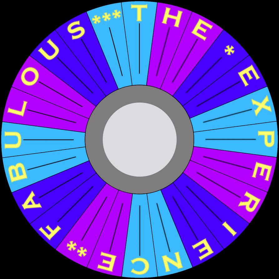 My First Bonus Round Wheel by LeafMan813