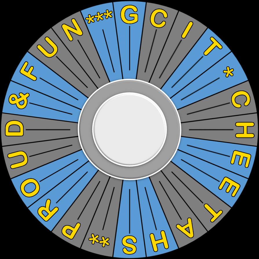 GCIT Bonus Wheel by LeafMan813