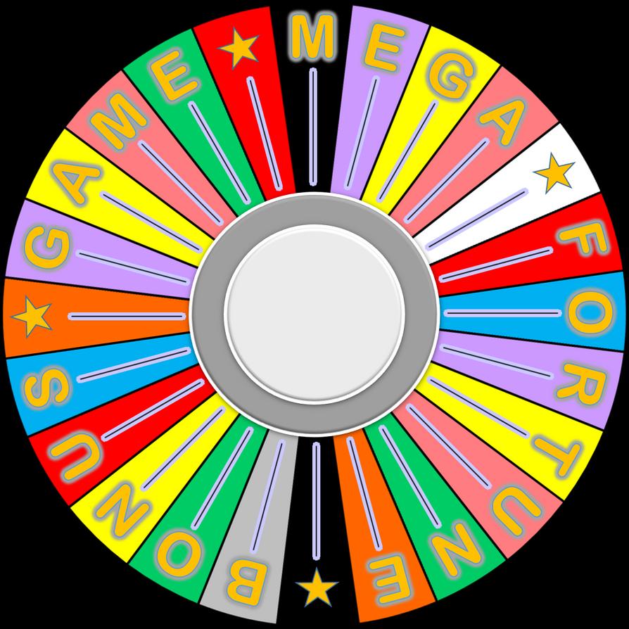 Mega Fortune Bonus Wheel by LeafMan813