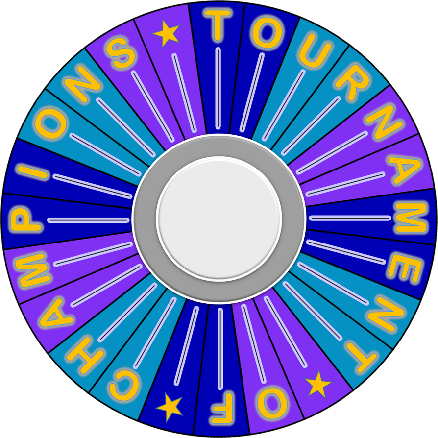 Tournament of Champions Bonus Wheel (FIXED) by LeafMan813