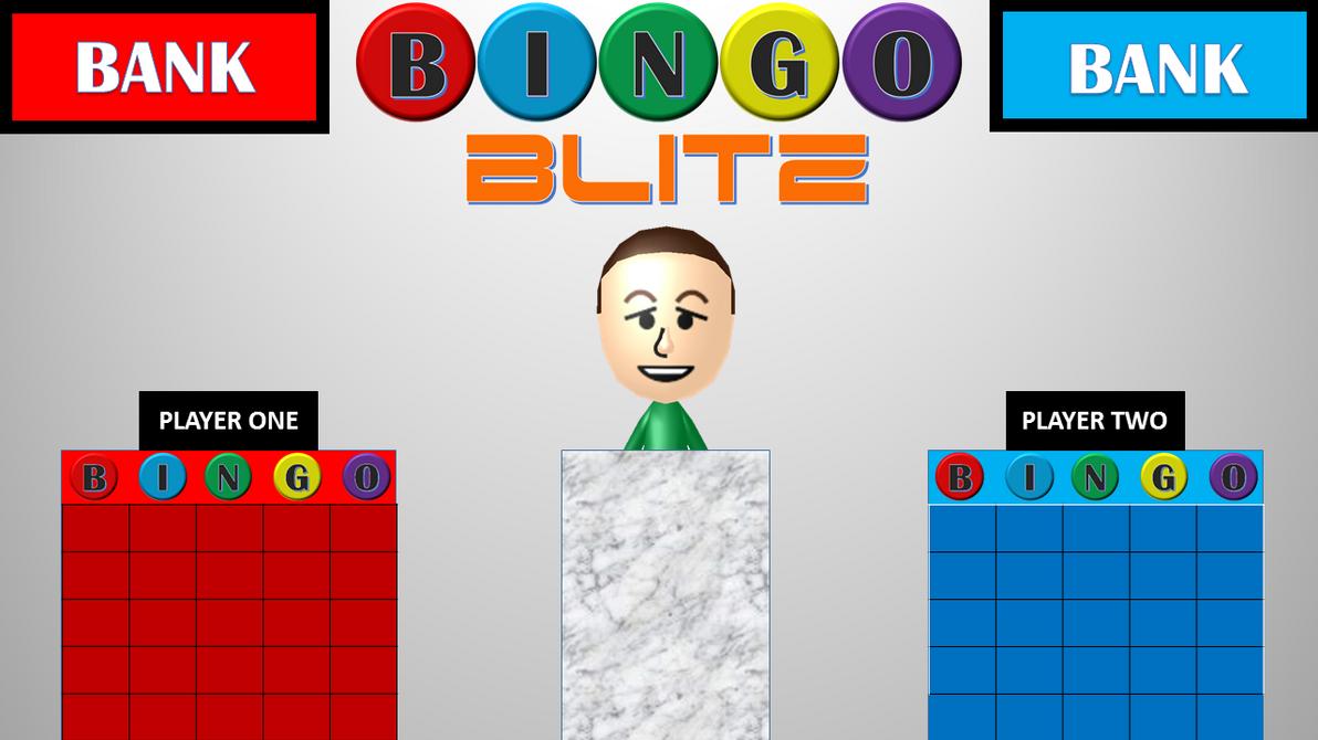 BINGO Blitz Set (Contestant Area) by LeafMan813