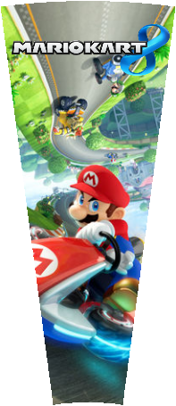 Mario Kart 8 Prize Package by LeafMan813