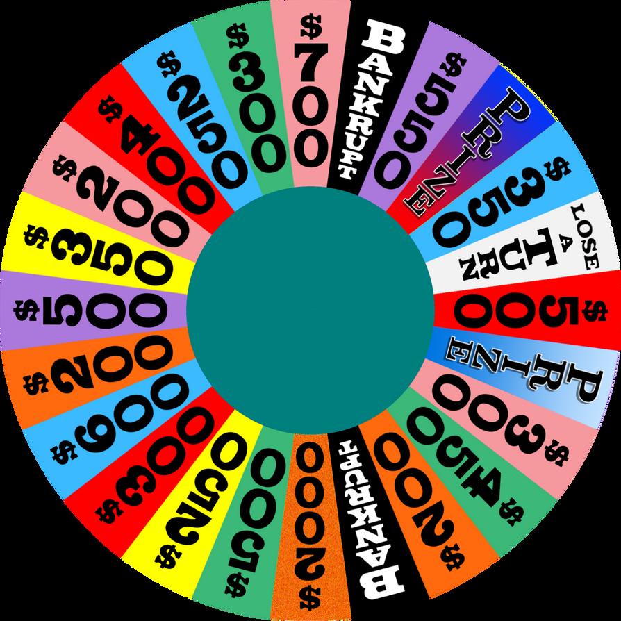 Leaf's Daytime Wheel 2016 ROUND 4+ by LeafMan813