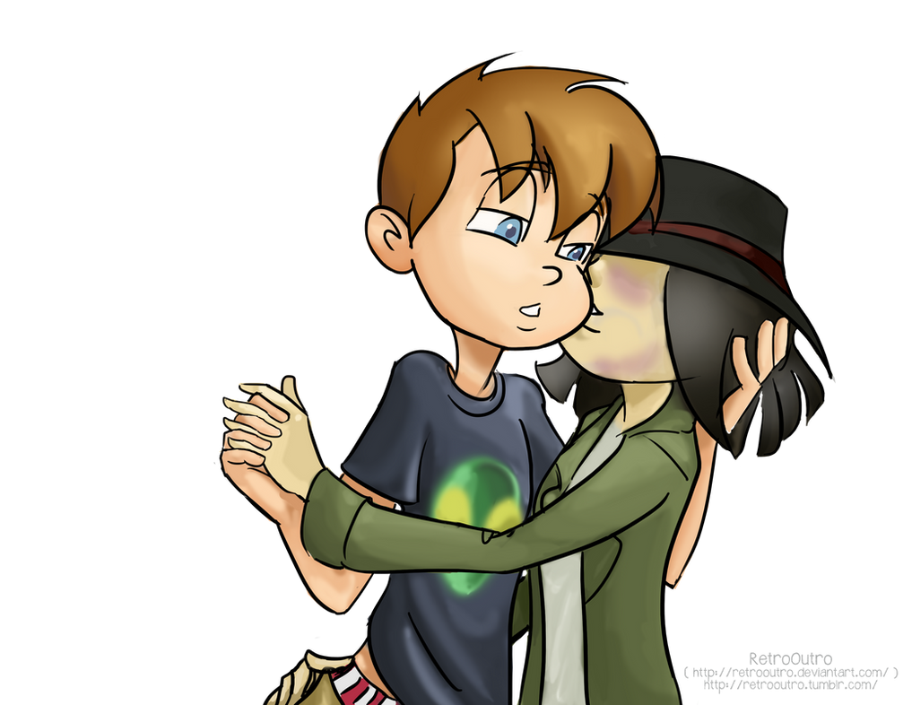 Harvey Kinkle and Pi by RetroOutro on DeviantArt Sabrina The Animated Series Harvey
