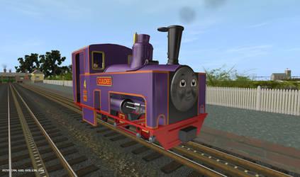 New Culdee for Trainz by IOSStudios