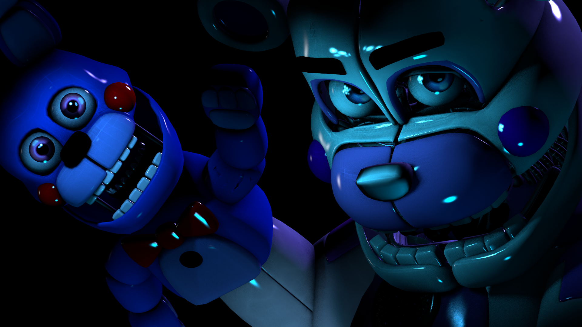 Mmd Funtime Freddy: Funtime Freddy By SuperstuHD On DeviantArt