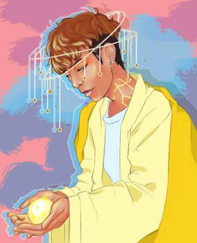 Cosmic Boi Darren
