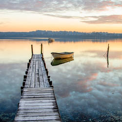Reflections by wrah