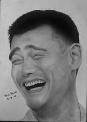 Yao Ming by Polonx