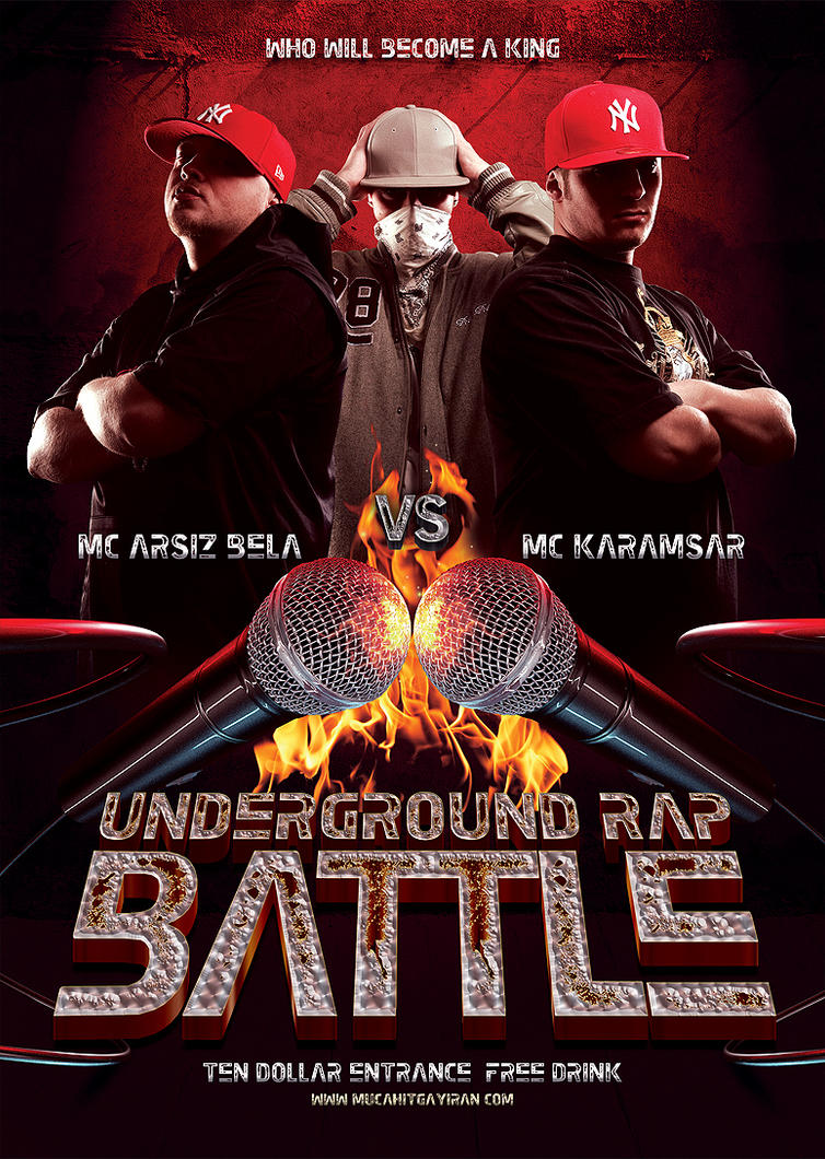 Underground Rap Art Underground Rap Hiphop Battle