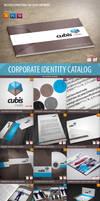 Complete corporate identity catalog