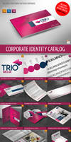 Complete corporate identity catalog 3