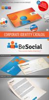 Social Media Corporate Identity Catalog
