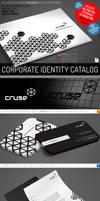 Minimal Creative Corporate Identity Catalog v7