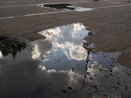 Polish puddle by Cheez-it-eater