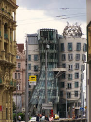 Dancing House 2  - Prague