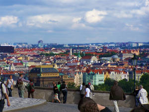 City of Prague and its People