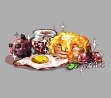 Breakfast by Esdren