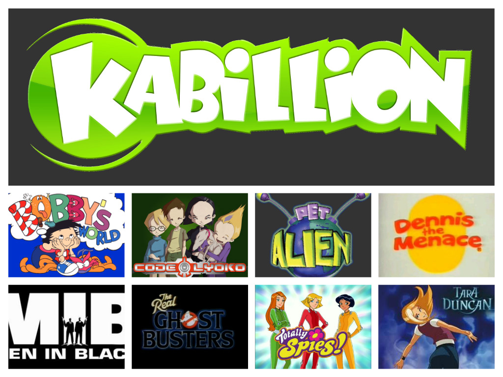 Favorite kabillion tv shows by craigs1996 on deviantart for Craft shows on tv