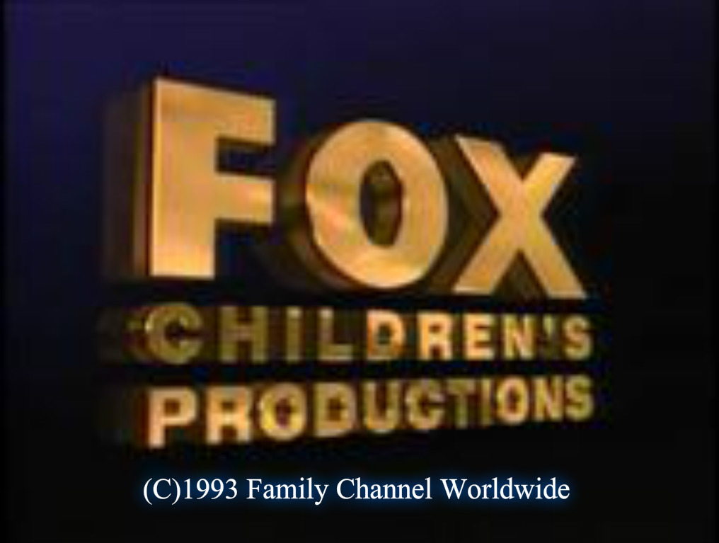 fox childrens productions logo 19901994 by craigs1996
