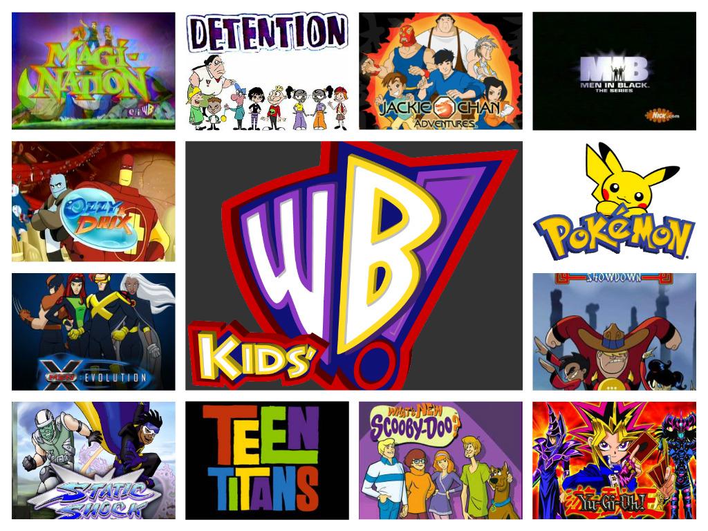 Kids Wb 1997