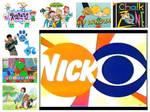 Nick On CBS Collage: September 2002-September 2005