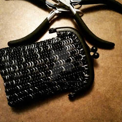 Chainmaille Coin Purse