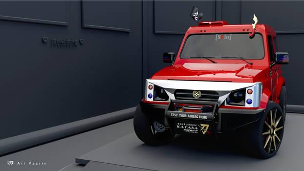 440 Modifikasi Striping Mobil Katana HD