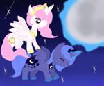 Luna's First Moon