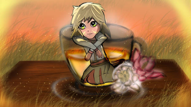 Bloom (Request for GreySparkle)