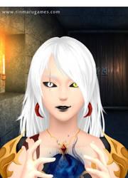 Evil girl. by NatsumeHayate