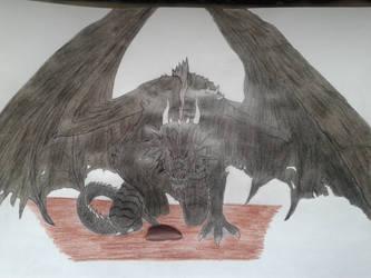 Dragon by NatsumeHayate