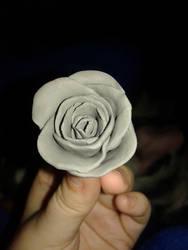Rose plasticine by NatsumeHayate