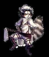 Corporal Raccoon