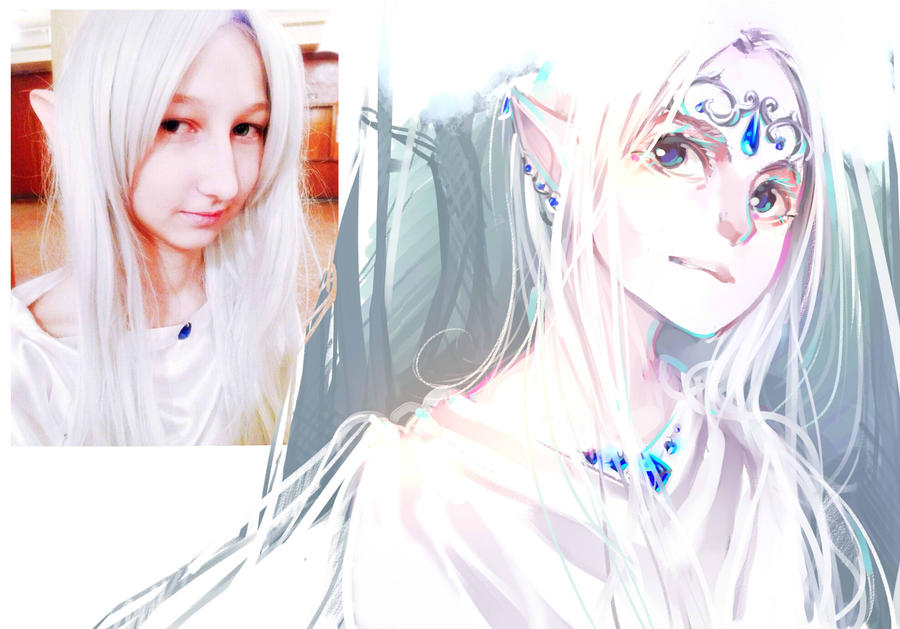 Yevgeniya by White-K