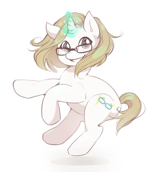 pony-Anna by White-K