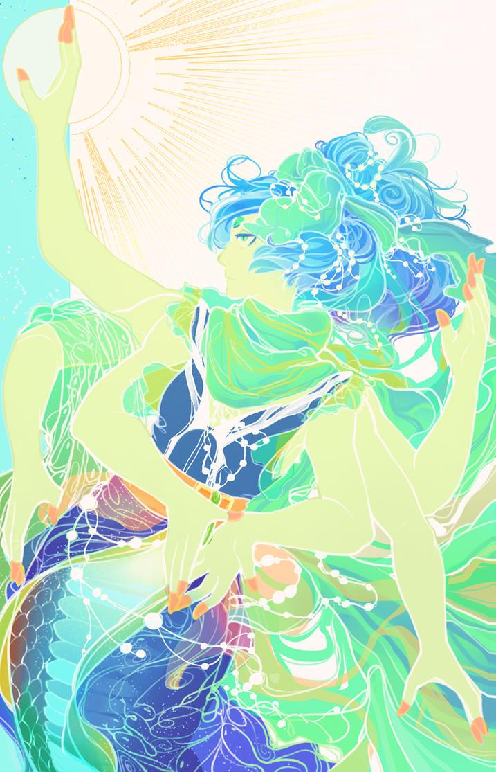 Naga by White-K