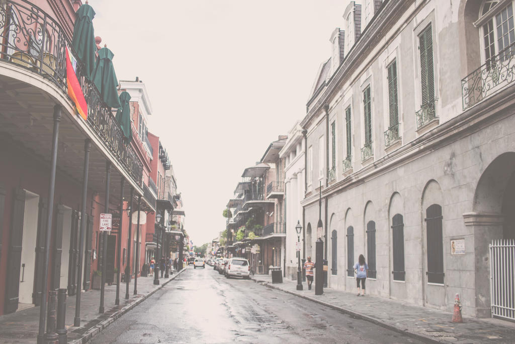 French Quarter by MadameDisaster