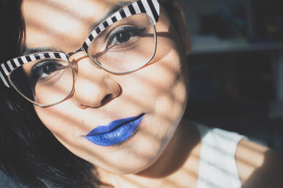 Blue Da Ba Dee... by MadameDisaster