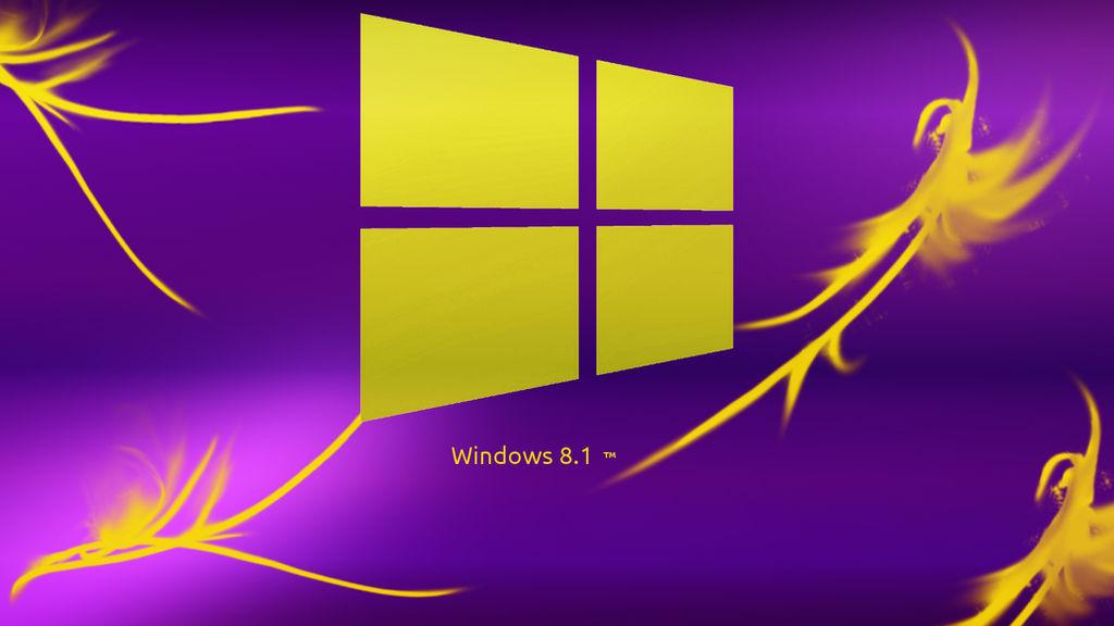 Microsoft Windows 81 Wallpaper By Alayanimajneb On Deviantart