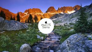 macOS Sierra One