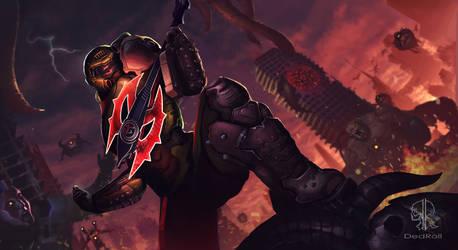 Doom Eternal fanart