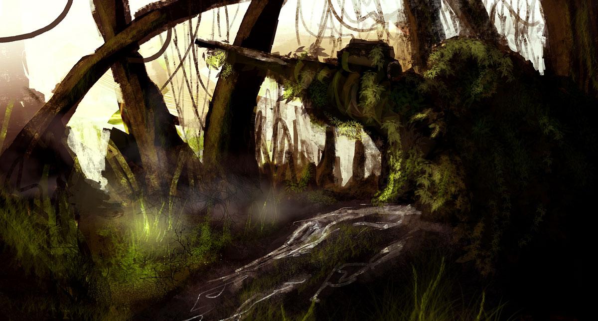Jungle Sniper by dustycrosley