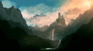 Matte Concept: Fantasy