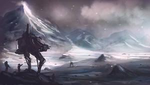 Hostile Terrain by dustycrosley