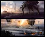 Sci-fi Concepts - 1