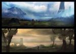 Landscape Duo - 1
