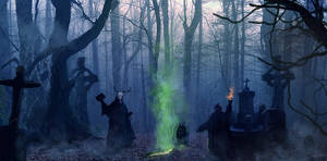 Graveyard Exorcism