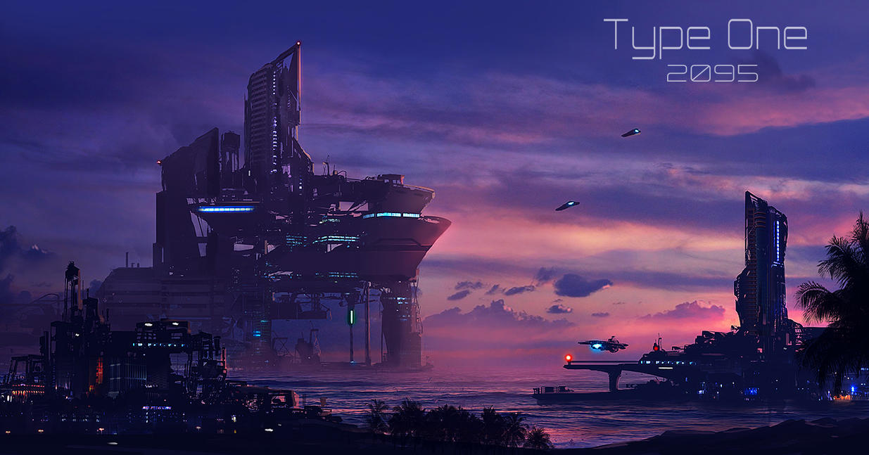 Type One (2095): Hydro Power Plant by dustycrosley