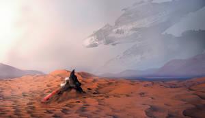 Battlestar Galactica: The Colonies Awaken by dustycrosley